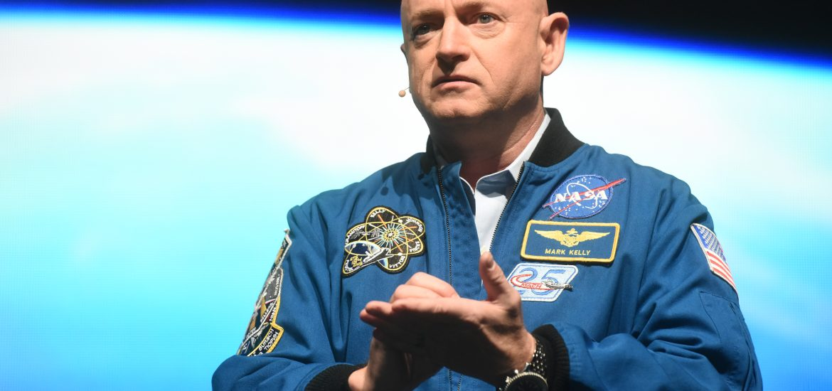 Scott Kelly, astronaut