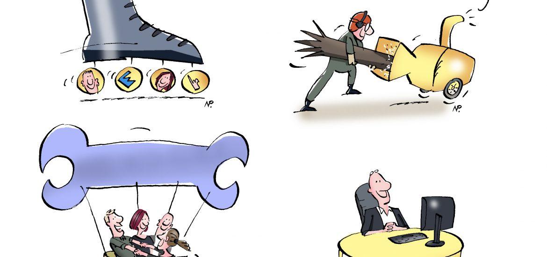 What's hot: Har du styr på ledelsesbegreberne?