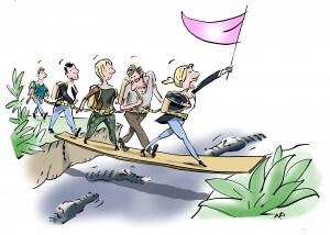 Mod i ledelse: Gør op med paradokserne