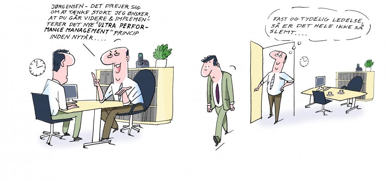 strategisk ledelse i offentlig sektor
